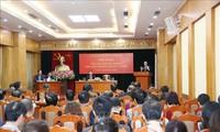 Vietnam, por promover trabajos diplomáticos del partido en 2020