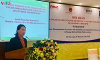 Vietnam crea base de datos sobre víctimas de bombas y minas con ayuda internacional