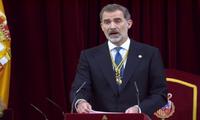 El rey de España inaugura XIV Legislatura en las Cortes