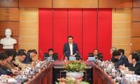 Grupo de Petróleo y Gas de Vietnam por superar las dificultades en producción y comercio
