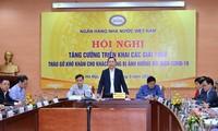 Sector bancario de Vietnam despliega medidas de apoyo a clientes afectados por el Covid-19