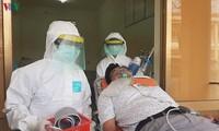 Proponen dar seguro social y médico a los pacientes y aislados por el Covid-19 en Vietnam