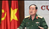Sector militar de Vietnam dispuesto a apoyar la contención del Covid-19 en segunda fase
