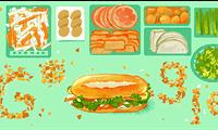 Google Doodle honra el banh mi vietnamita en 10 países