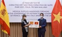 Vietnam llama a una mayor cooperación internacional en respuesta a la pandemia de Covid-19