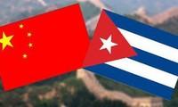 Llega a Cuba donativo de materiales sanitarios de China para el enfrentamiento al Covid-19