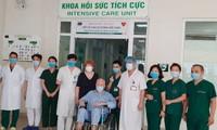 Recuperados 168 de los 266 pacientes contagiados en Vietnam