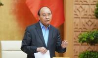El distanciamiento social se prolonga en ciertas localidades, según el primer ministro vietnamita