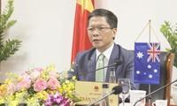 Vietnam y Australia por afianzar la cooperación bilateral tras Covid-19