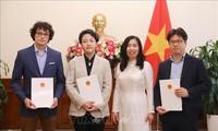 Aplauden establecimiento de burós de medios de comunicación extranjeros en Vietnam