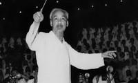 Canciones memorables sobre el presidente Ho Chi Minh