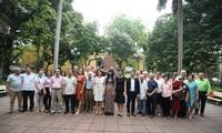 Conmemoran en Vietnam la caída en combate del héroe nacional de Cuba