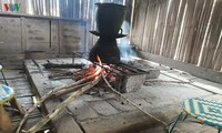 El horno de leña tradicional de la etnia Thai y su significado