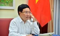 Vietnam e Irlanda afianzan relaciones bilaterales y coordinación en foros multilarerales
