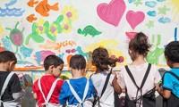 Un Día Internacional del Niño especial en Europa
