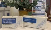 Vietnam presenta nuevos kits de prueba de coronavirus que cumplen con estándares internacionales