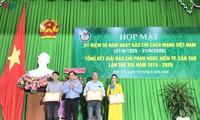 Honran contribuciones de periodistas vietnamitas