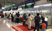 Cientos de vietnamitas repatriados desde Japón en medio de la pandemia de covid-19