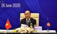 El éxito de la 36 Cumbre de la Asean evidencia la solidaridad del bloque