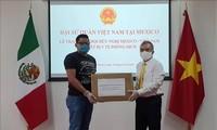Gobernador mexicano agradece gesto de solidaridad de Vietnam en el combate al covid-19