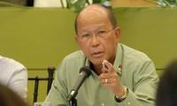 """Filipinas tilda de """"provocativas"""" las maniobras de China en el Mar Oriental"""