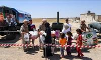 Consejo de Seguridad permite reanudar actividades humanitarias transfronterizas para Siria