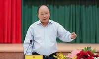 Jefe de Gobierno vietnamita revisa el despliegue de importante proyecto en Dong Nai