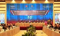 Celebran Foro de alto nivel sobre Energía de Vietnam 2020