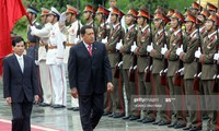 Relaciones Vietnam-Venezuela, a 14 años de la visita de Chávez a Vietnam