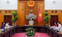 Instan a garantizar los indicadores socioeconómicos y la vida del pueblo vietnamita