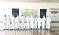 Concentran fuerzas y recursos para ayudar a Da Nang a controlar el covid-19