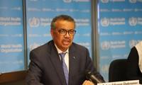 Hay esperanza en el manejo del covid-19, dice el jefe de la Organización Mundial de la Salud