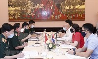 Vietnam y Cuba promueven la cooperación en medicina militar