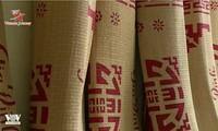 Kim Son, tierra de oficio tradicional de productos derivados de hierba de agua salada