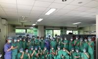 ¡Da Nang lucha firmemente contra la epidemia!