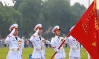 Conmemoran fechas patrias en Hanói