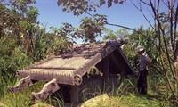 La casa-tumba, obra arquitectónica particular de los Co Tu