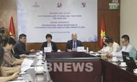 Celebran la conferencia internacional online sobre productos agropecuarios y alimentos vietnamitas