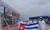 Contingente médico cubano registrado para la candidatura al Nobel de la Paz 2021
