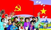 La democracia en la confección de lineamientos del Partido Comunista de Vietnam