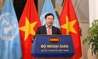 Vietnam ratifica su apoyo a los esfuerzos por el desarme nuclear en el mundo