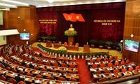 Opinión pública de Vietnam recibe con buena acogida los resultados del XIII Pleno del Comité  Central del PCV