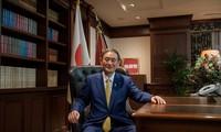 Informan oficialmente de la próxima visita del primer ministro japonés a Vietnam