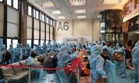 Vietnam amanece el miércoles sin nuevos contagios del covid-19