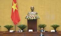 Asamblea Nacional de Vietnam considera los reajustes de la Ley de Prevención y Control del VIH/SIDA