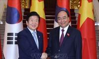 Vietnam y Corea del Sur interesados en fortalecer sus relaciones