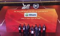 Publican la lista de las 500 mayores empresas de Vietnam en 2020