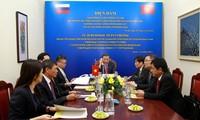 Vietnam reafirma su interés por afianzar la asociación estratégica integral con Rusia