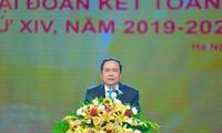 Distinguidos trabajos periodísticos que contribuyen a la unidad nacional de Vietnam