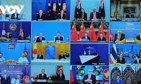 Medios extranjeros destacan el buen desempeño de Vietnam como presidente de la Asean